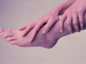 после ушиба пальца ноги