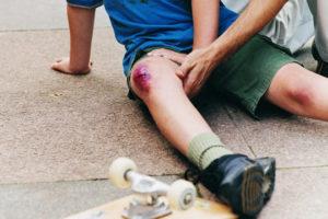 Причины Перелома коленного сустава