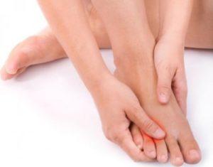 причины ушибов пальца