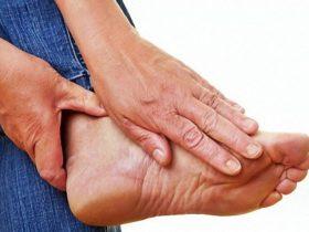 Перелом стопы ступни: симптомы, признаки, сколько ходить в гипсе