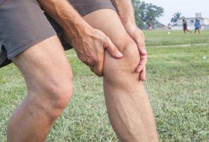 травма вывиха коленного сустава
