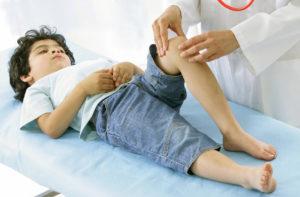 Артрит-коленного сустава у детей