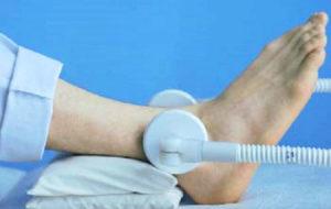 физиотерапия лодыжки