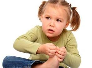 артрит стопы у детей